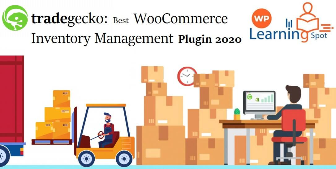 TradeGecko - best WooCommerce Inventory Management Plugin