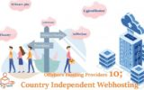 Offshore Hosting Providers 10; Country Independent Webhosting
