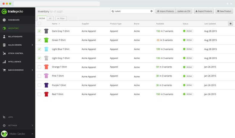 TradeGecko WooCommerce Inventory Management Plugin