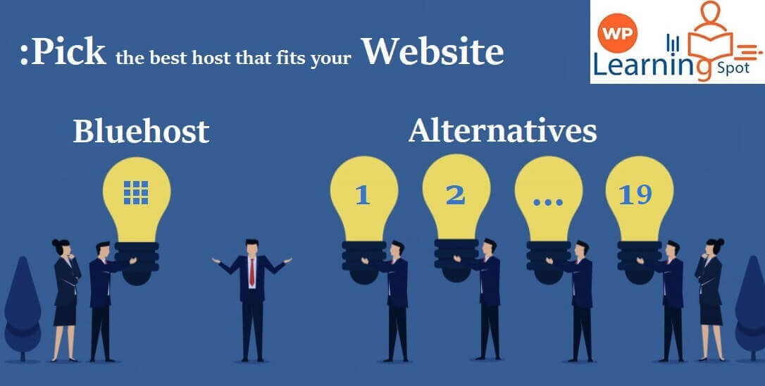 19 Bluehost Alternatives: Pick the best host that fits your Website